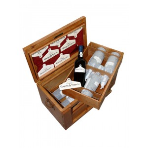 Quinta do Vesuvio Vintage Port Collector's Case